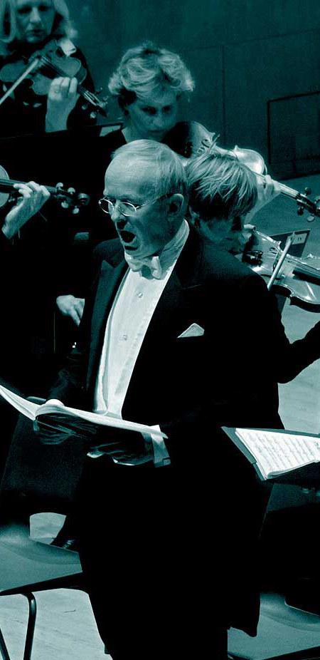Concertagenda oratoriumkoor Enschede