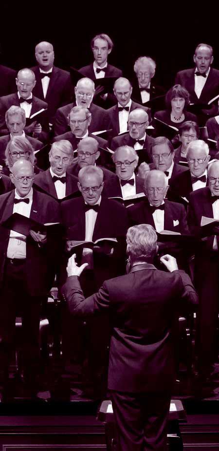 ECOK Oratoriumkoor in Enschede
