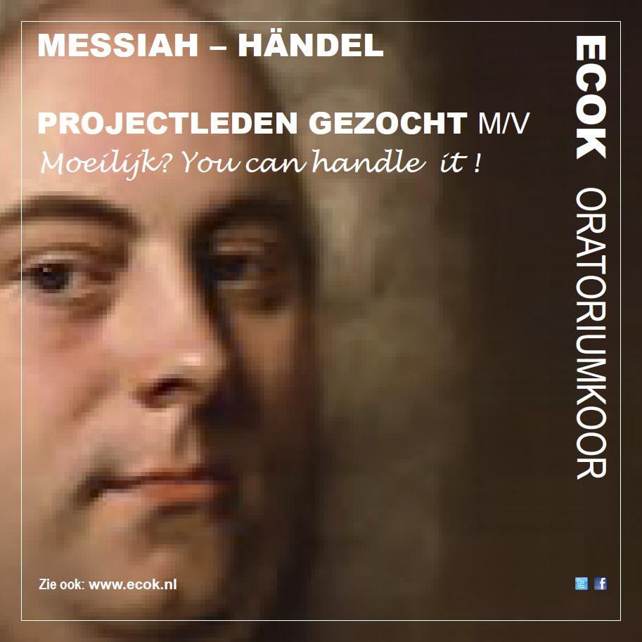Messiah Handel concert 2018