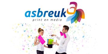 Sponsor Asbreuk print en media Enschede
