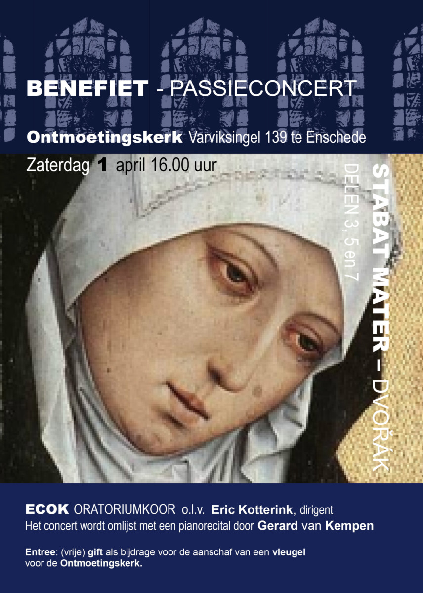 benefietconcert Enschede