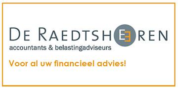 Sponsor De Raedtsheeren, accountants & belastingadviseurs