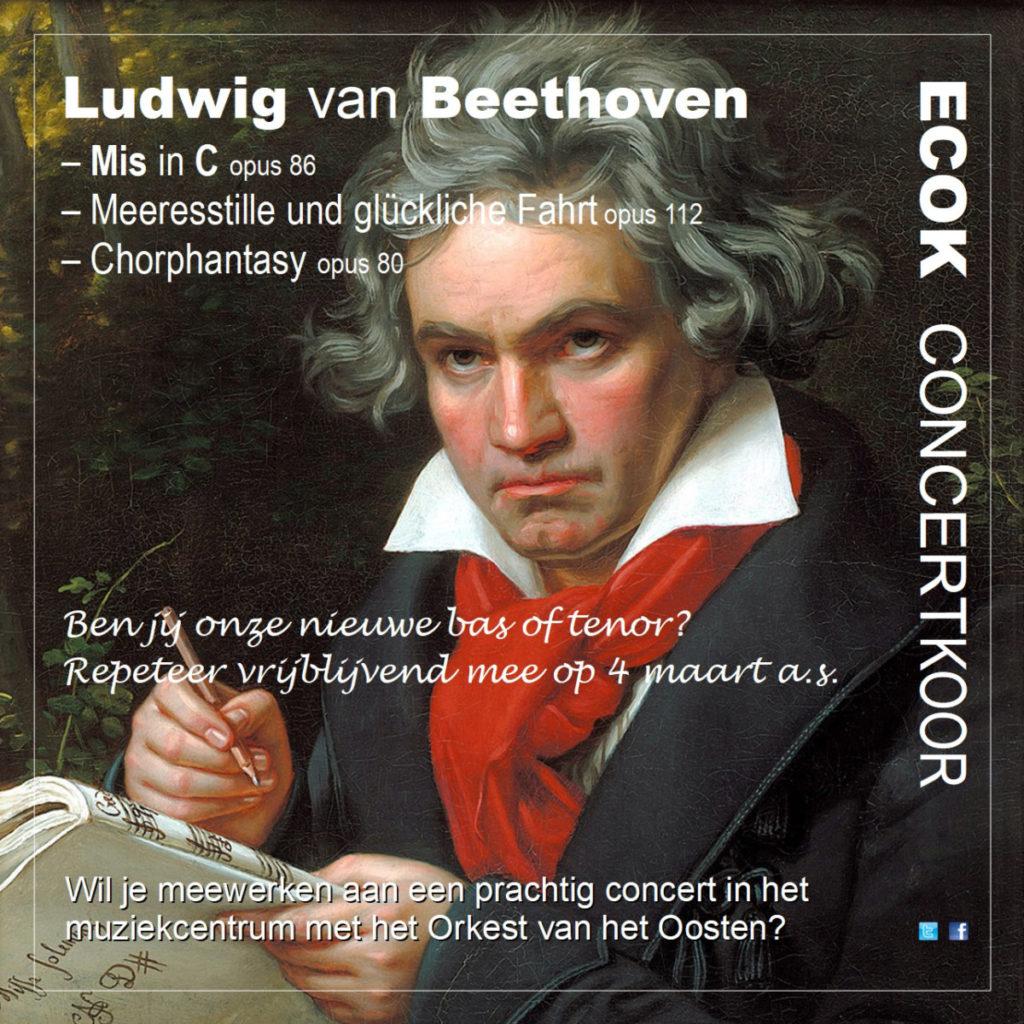 concert Enschede Ludwig van Beethoven